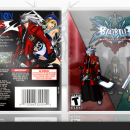 BlazBlue: Continuum Shift 3D Box Art Cover