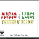 Mario & Luigi RPG 4 Box Art Cover