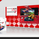 Mario Kart 7 Bundle Box Art Cover
