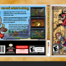 The Legend of Zelda: The Wind Waker 3D Box Art Cover