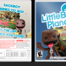 LittleBigPlanet 3D Box Art Cover