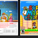 Super Mario Generations Box Art Cover