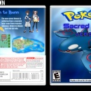 Pokemon Sacred Sapphire Version Box Art Cover