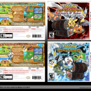 Pokemon Mystery Dungeon Voyagers of Ember/Ice Box Art Cover