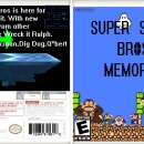 Super Smash Bros. Memories Box Art Cover