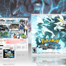 Pokemon Black Version 2 Box Art Cover