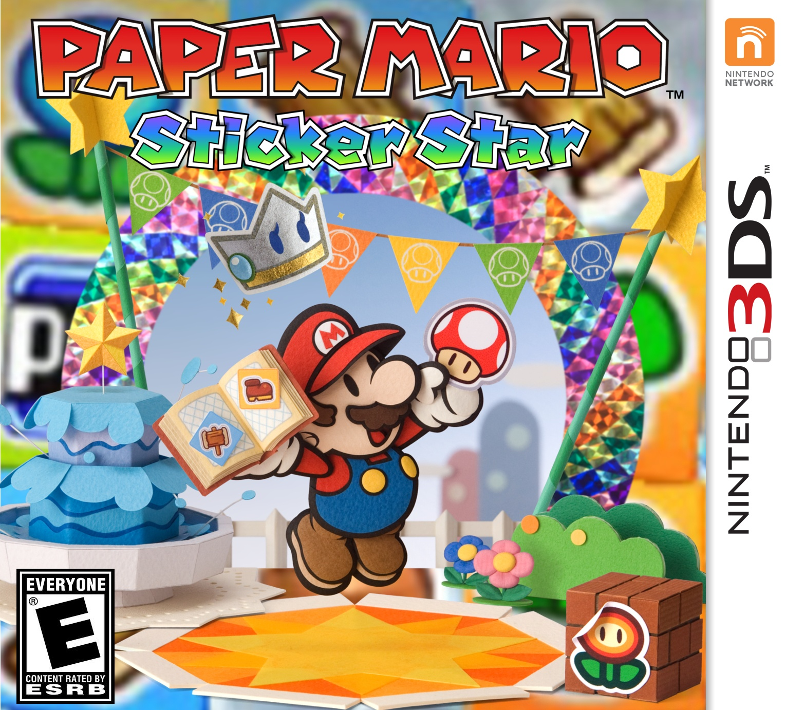 Best buy paper mario sticker star