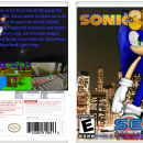 Sonic 3D Rush Box Art Cover