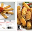 CHEEEEESE STICKS Box Art Cover