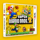 New Super Mario Bros. 2 Box Art Cover