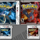 Pokemon X & Pokemon Y (Alt Box Art 2) Box Art Cover