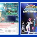 Digimon World Re:Digitize Decode Box Art Cover