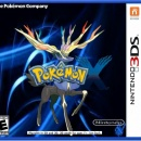 Pokemon X Box Art Cover