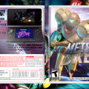 Metroid: Dread Box Art Cover