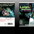 Luigi's Mansion: Dark Moon Box Art Cover