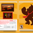 Donkey Kong Country Returns 3D Box Art Cover