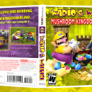 Wario and Waluigi: Mushroom Kingdom Conquest Box Art Cover