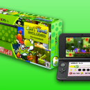 Yoshi's New Island 3DS XL Bundle Box Art Cover