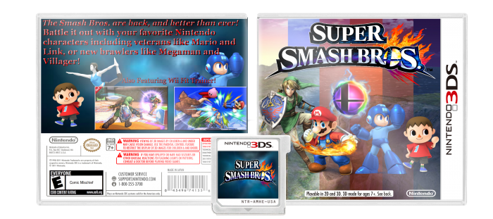 super smash 3ds matchmaking Buy nintendo super smash bros (nintendo 3ds) featuring play as classic nintendo characters, more characters added to the roster up to four players via local or online.