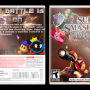 Super Smash Bros. Dimensions Box Art Cover
