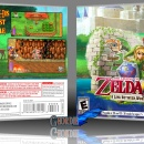 The Legend of Zelda: A Link Between Worlds Box Art Cover