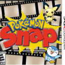 Pokemon Snap 3DS Box Art Cover