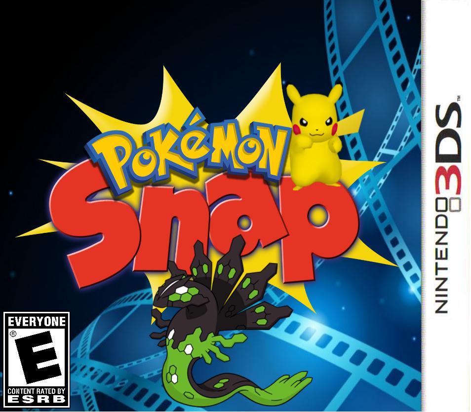 Pokemon Snap 3DS
