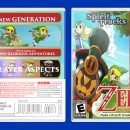 The Legend Of Zelda: New World Collection Box Art Cover