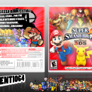 Super Smash Bros. for Nintendo 3DS Box Art Cover