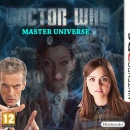 Doctor Who: Master Universe Box Art Cover