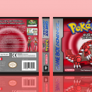 Pokemon Ruby Version Box Art Cover