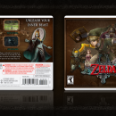 The Legend of Zelda: Twilight Princess 3D Box Art Cover