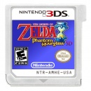 TLOZ Phantom Hourglass 3D Cartridge Box Art Cover
