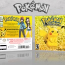 Pokemon Yellow 3D Remake Box Art Cover