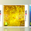 Pokemon Red, Yellow & Blue Box Art Cover