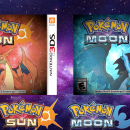 Pokemon Sun and Moon Box Art Cover