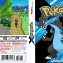 Pokemon X Version Box Art Cover