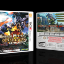Monster Hunter: Generations - Ultimate Box Art Cover