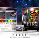 Metroid: Samus Returns Box Art Cover