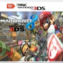 Mario kart 8 3DS Edition Box Art Cover