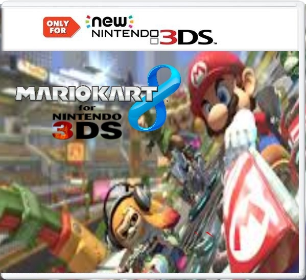 MARIO KART 8 NINTENDO 3DS AMAZON