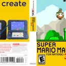 Super Mario Maker : For Nintendo 3DS Box Art Cover