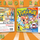 Pokemon Kanto Box Art Cover