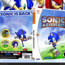 Sonic Adventure Box Art Cover