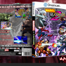 Marvel Vs. Capcom 2: New Age of Heros Box Art Cover