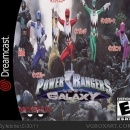 Power Rangers Lost Galaxy Box Art Cover