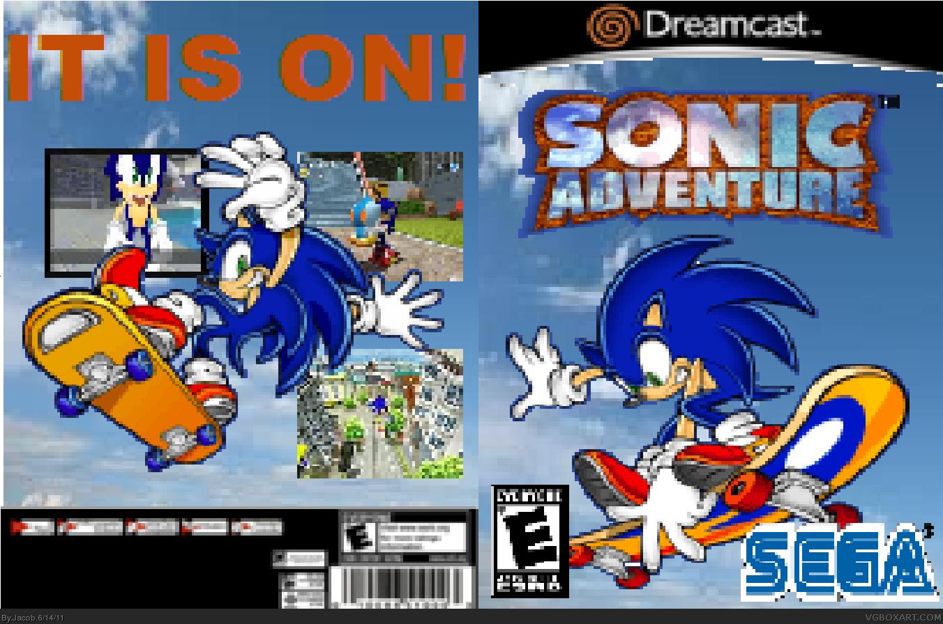 ���� Sonic Adventure