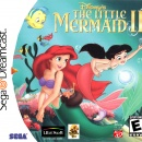 The Little Mermaid 2 Box Art Cover