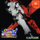 Super Street Fighter II X: Grand Master Challenge For Matchi Box Art Cover