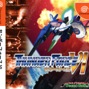 Thunder Force VI Box Art Cover